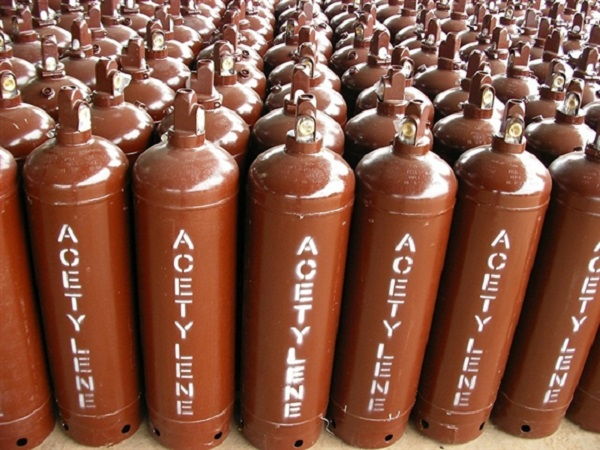 Acetylene (C2H2) tinh khiết 99,9%
