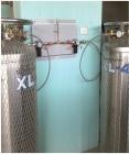Hệ thống cấp khí trực tiếp từ bình lỏng